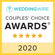 2018 Couples' Choice Awards from WeddingWire